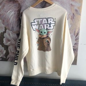 New/ Star Wars long sleeve blouse